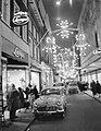 Verlichting van de Nieuwendijk t.g.v. Sint Nicolaas + Kerstfeest, Bestanddeelnr 909-9992.jpg