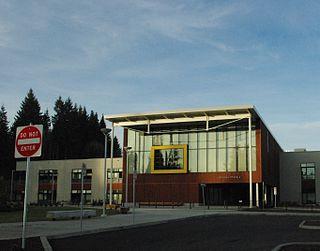 Vernonia High School Public school in Vernonia, , Oregon, United States