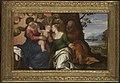 Veronese - Nozze Mistiche (cornice) -Yale Museum.jpg
