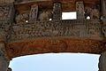 Vessantara Jataka - Front Side - Bottom Architrave - North Gateway - Stupa 1 - Sanchi Hill 2013-02-21 4298.JPG