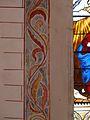 Veyrines-de-Vergt église choeur peinture.JPG