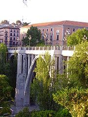 PROPUESTAS DE RULADA DE LA COMUNIDAD DE MADRID - DOMINGO 8 DE MARZO 180px-Viaducto_madrid
