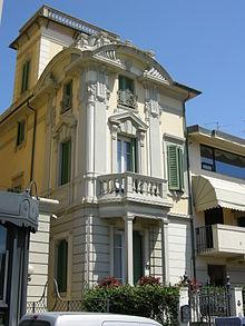 Villino Il Guscio - Wikipedia