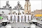 Vice Admiral Sirimevan Ranasinghe, Commander of Sri Lanka Navy visits ENC (4).jpg