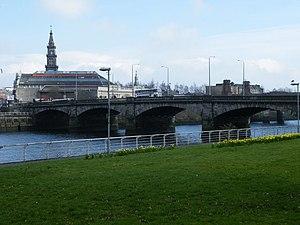 Victoria Bridge, Glasgow - Victoria Bridge, Glasgow