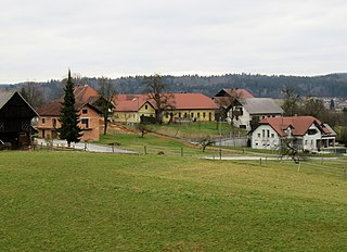 Videm, Ivančna Gorica Place in Lower Carniola, Slovenia
