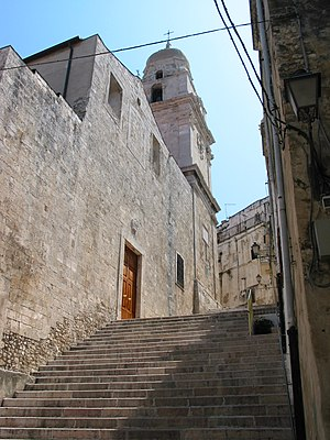 Roman Catholic Archdiocese of Manfredonia-Vieste-S. Giovanni Rotondo - Co-cathedral in Vieste