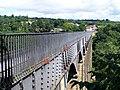 View along Pontcysyllte Aqueduct - geograph.org.uk - 1580990.jpg