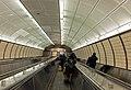 View down escalator at Hudson Yards subway station, New York.jpg