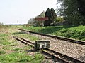 View east along the Bure Valley Railway - geograph.org.uk - 1244658.jpg