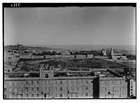 View from Y.M.C.A. tower. View looking east. LOC matpc.03599.jpg