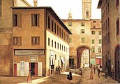 View of Ancient Florence by Fabio Borbottoni 1820-1902 (51).jpg