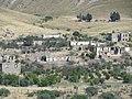View over Khudaferin - Destroyed and Ethnically-Cleansed Azari Village - Nagorno-Karabakh-Azerbaijan - Viewed from Across Aras River Frontier - Iranian Azerbaijan - Iran - 02 (7421449242).jpg