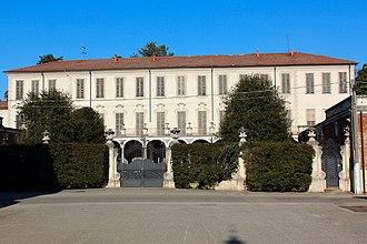 Villa Biscossi - Image: Villa Biscossi Palazzo Casale 2