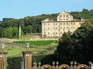 Frascati - Villa Aldobrandini.