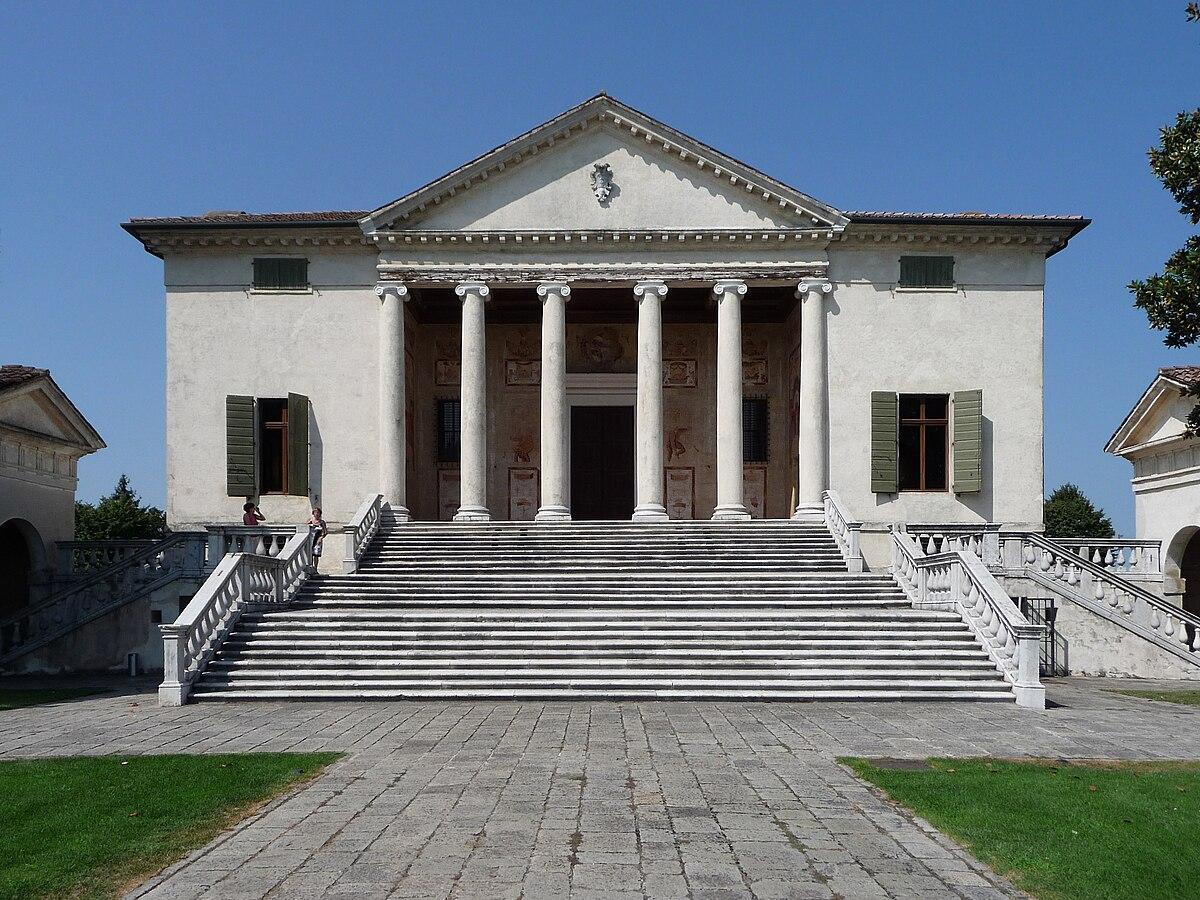 Image result for Villa Badoer at Fratta Polesine