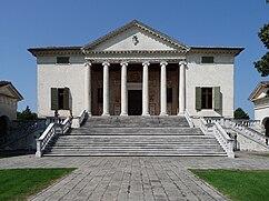 Villa Badoer, Fratta Polesine (1556-1563)