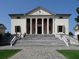 Villa Badoer - Villa Badoer in Fratta Polesine