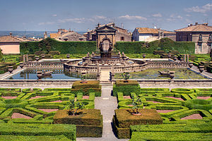 Villa Lante - Gardens of the Villa Lante