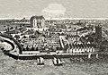 Villa et Usine Tertrais, Les Sables d'Olonne, lithographie du XIXe siècle.jpg