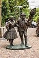 Villach Perau Zehnte-Oktober-Strasse Kirchtagspaar-Denkmal 26062018 3739.jpg