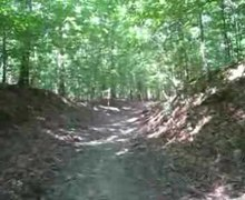 Fitxer:Village Creek State Park Wynne AR Trail of Tears.theora.ogv