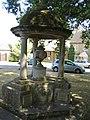 Village fountain, Barton-on-the-Heath - geograph.org.uk - 234428.jpg