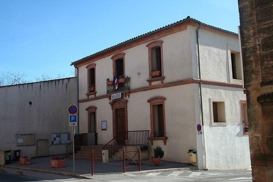 Villeveyrac (Hérault) - hôtel de ville.