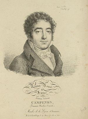 François-Nicolas-Vincent Campenon - Vincent Campenon