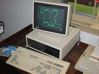 Olivetti M24 - Image: Vintage ATT 6300