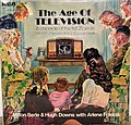 Vintage Vinyl LP Record Collection - The Age Of Television Narrated By Milton Berle & Hugh Downs With Arlene Francis, RCA Stereo, Circa 1971 (14949516401).jpg