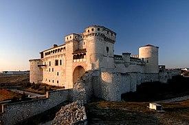 Castillo De Cuéllar Wikipedia La Enciclopedia Libre
