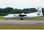 Vizion Air Fokker F50 (27613111492).jpg
