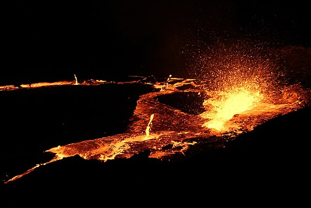 Volcanic Eruption in the Danakil By Iany 1958 (Own work) [CC-BY-SA-4.0 (https://creativecommons.org/licenses/by-sa/4.0)], via Wikimedia Commons