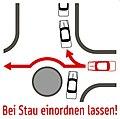Vorrangverzicht sign, Baden, Lower Austria (cropped).jpg