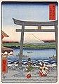 Vue du Mont Fuji d'Utagawa Hiroshige (musée d'art oriental, Venise) (38887169705).jpg
