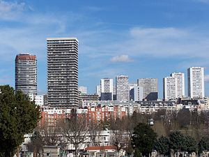 List Of Tallest Buildings And Structures In The Paris