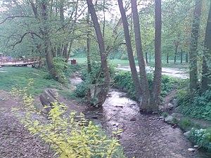 Vydrica (river) - Image: Vydrica river 3