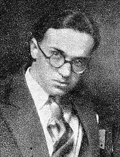 Jewish-Polish poet, lyricist, journalist and stage actor