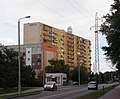 Włocławek-block of flats at 16 Fredry Street (3).jpg