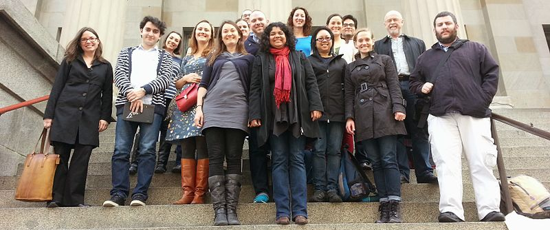WMF grantmaking department 2014 cropped.jpg