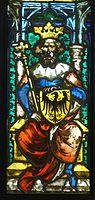 WMK Stefansdom - Habsburg Fenster 1b König Albrecht I.jpg