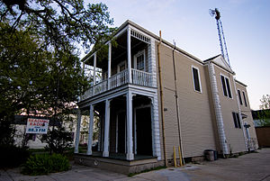 WRBH - WRBH studios on Magazine Street, Uptown New Orleans.