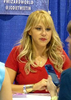 Jodie Sweetin American actress and television personality