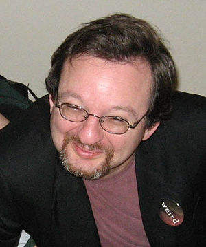 Sean Wallace - Sean Wallace at the 2007 World Fantasy Convention