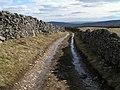 Walled track to Yarnbury - geograph.org.uk - 44862.jpg