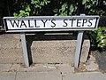 Wally's Steps sign.jpg