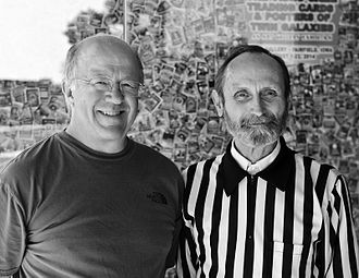 U.S. National Video Game Team - Walter Day and his Business Partner from the early 1980s