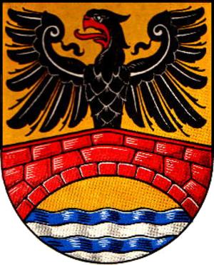 Brüggen (Leine) - Image: Wappen Brueggen