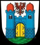 Das Wappen von Friesack